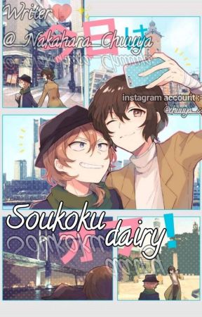 soukoku dairy ✨ by _nakahara_chuuya