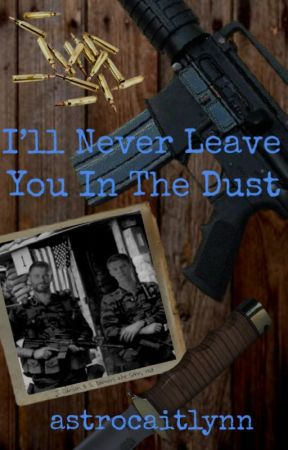 I'll Never Leave You In The Dust by astrocaitlynn