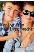 Running from the Alpha Teachers by Peace_passion