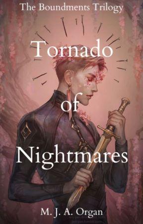 Tornado of Nightmares (Book 2) by Monkeygirl311