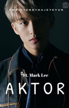 Aktor   Mark Lee by hajeteyun
