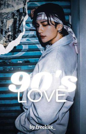 ⌜ 90's love ⌟ ↷ seungjin by frecklix_
