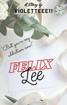 Felix Lee by Violetteee11