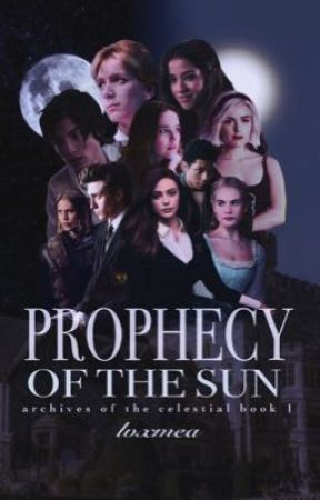 Prophecy of the Sun [archives of the celestial book I] by lvxmea