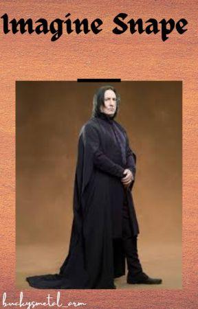 Imagine Snape ____ by buckysmetal_arm