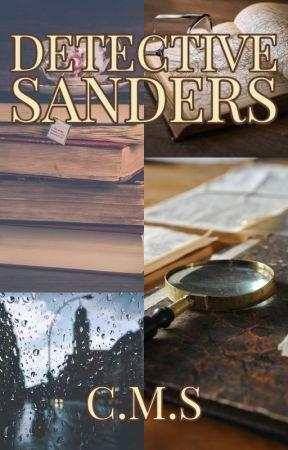 Detective Sanders by ChelleBug10