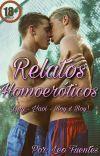 Relatos Homoeróticos (Gay) cover