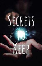Secrets to Keep (Harry Potter x PJO) by evia19589