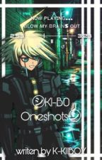 𝐊𝟏-𝐁𝟎 𝐨𝐧𝐞𝐬𝐡𝐨𝐭𝐬 | xDRV3 xReader (ON HOLD) by Kiibo-LOVES-you