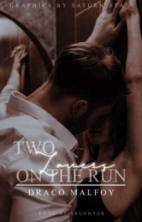 Two lovers on the Run = Granger Twins II cover