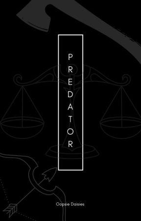 Predator (DWT x OC) by Oopsie_Daisies1