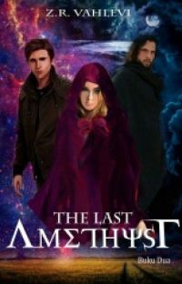 THE LAST AMETHYST cover