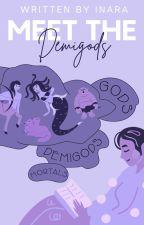 Meet the Demigods by Blogger2007