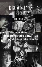 brown eyes by ruels_painkiller