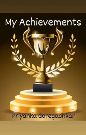 My Achievements by priya_shady