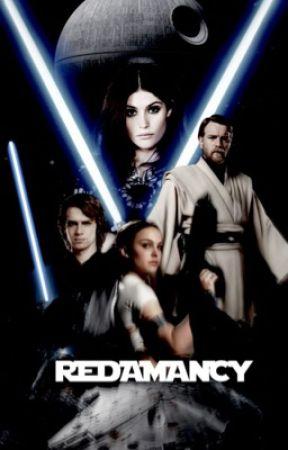 REDAMANCY ⇾ O. KENOBI by voidgrimess