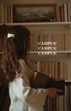 CAMPUS! ﹙ harry potter au ﹚ by astronoutmir