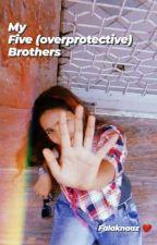 MY 5 BROTHERS  by falkuuu