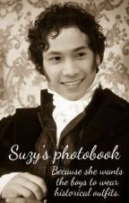 Suzy's KriSing photobook. Because she wants the boys to wear historical outfits by suzanneca