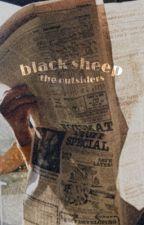 BLACK SHEEP | DW  by rumipip