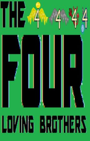 The Four Loving Brothers by TheaRTG