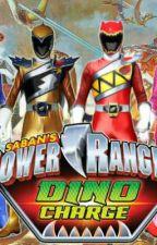 power rangers dino charge talon ranger  by ironbloodangel