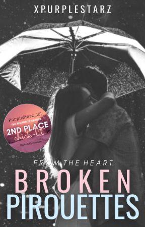 Broken Pirouettes by PurpleStarz_101