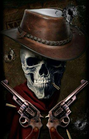 James Wesley: Undead Hero by DyerPerrault