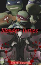 Slender Turtles by TMNTsorce