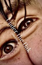 Under the oak ~ dream x oc ~ by twitchth0ttie