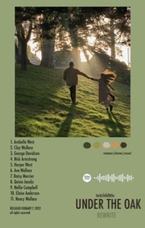 Under the oak ~ dream x oc ~ by twitchth0ttie