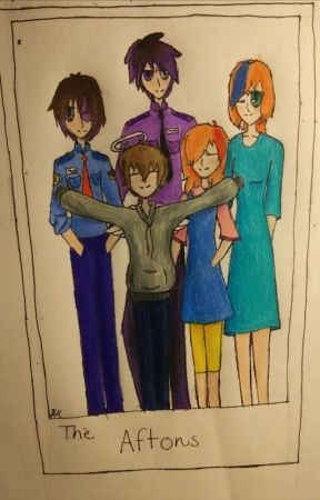 Five Nights At Freddy's AU by Loo_Moon