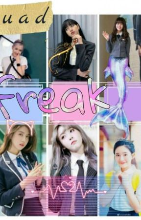 < FREAK SQUAD > by Bngsrpspt