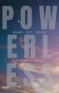 Powerless (Bump, Set, Spike #4) cover