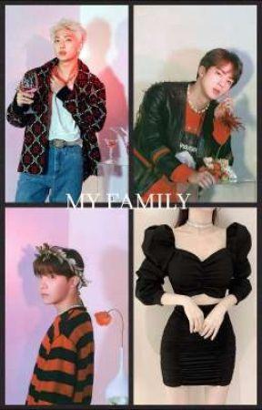 My Family (Namjin) (Hoseok × reader) by PeopleNeedNamjuses