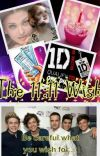 The 11:11 Wish (Louis Tomlinson FanFiction) cover