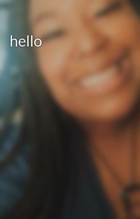 hello by thezenblackgirl