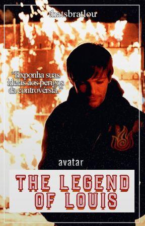 the legend of louis • l.s by thatsbratlou