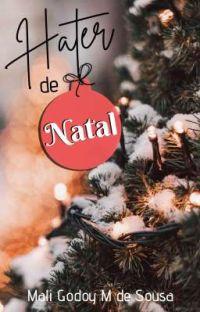 Hater de Natal - Conto ✔️ cover