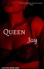 my inner demons: Queen Jay (Ava's older sister) by Panda-eats2