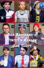 Ben Brainard + States x Reader One Shots by GeorgiasWifey