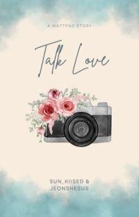TALK LOVE  cover