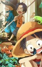 ASL's little sister by strawhat__luffy
