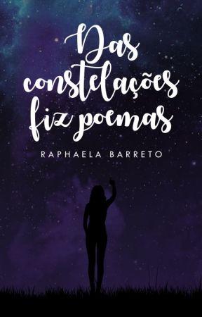 Das constelações fiz poemas [Degustação] by BarretoRaphaela_