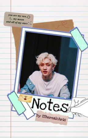 Notes ∆SKZ Bang Chan∆ by Etherealchris