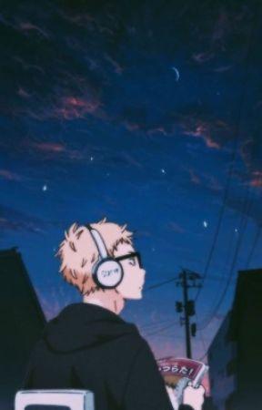 Lunar Beats  •  Kei Tsukishima x Oc  •   by Stargazingwolf13