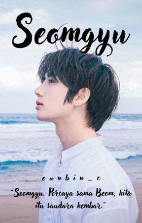 SEOMGYU by eunbin_c