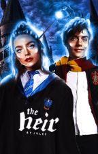 THE HEIR ━━ James Sirius Potter by duhweasley