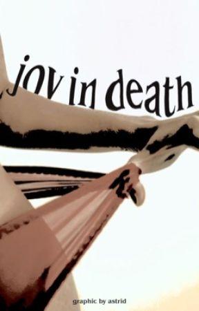 JOY IN DEATH , meet my original characters.  by ephemerality-