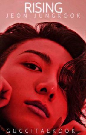 Rising || J.JK • Coming Soon by GucciTaeKook_